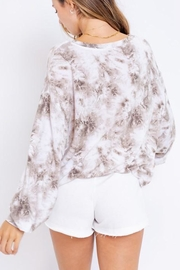 Le Lis Tie-Dye Oversized Pullover - Other