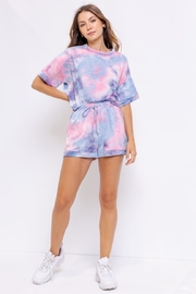 Le Lis Tie-Dye Shorts Set - Product Mini Image