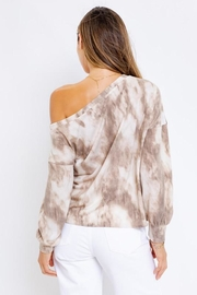 Le Lis Tie-Dye Slouchy Pullover - Other