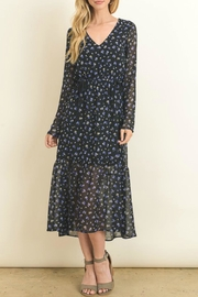 Le Lis Tinsel Maxi Dress - Product Mini Image