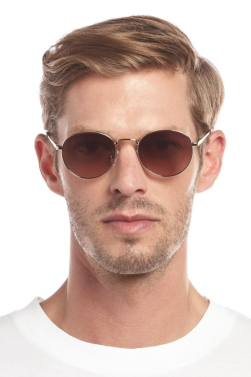 Le Specs Lost Legacy Sunglasses - Back Cropped Image