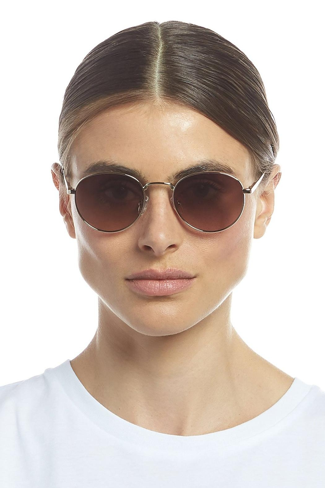 Le Specs Lost Legacy Sunglasses - Side Cropped Image
