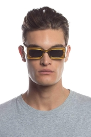Le Specs Oh Damn! - Back cropped