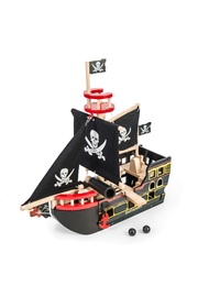 Le Toy Van Barbarossa Pirate Ship Toy - Product Mini Image