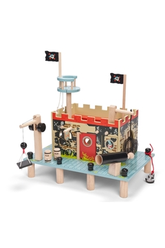 Shoptiques Product: Buccaneers Pirate Fort Toy