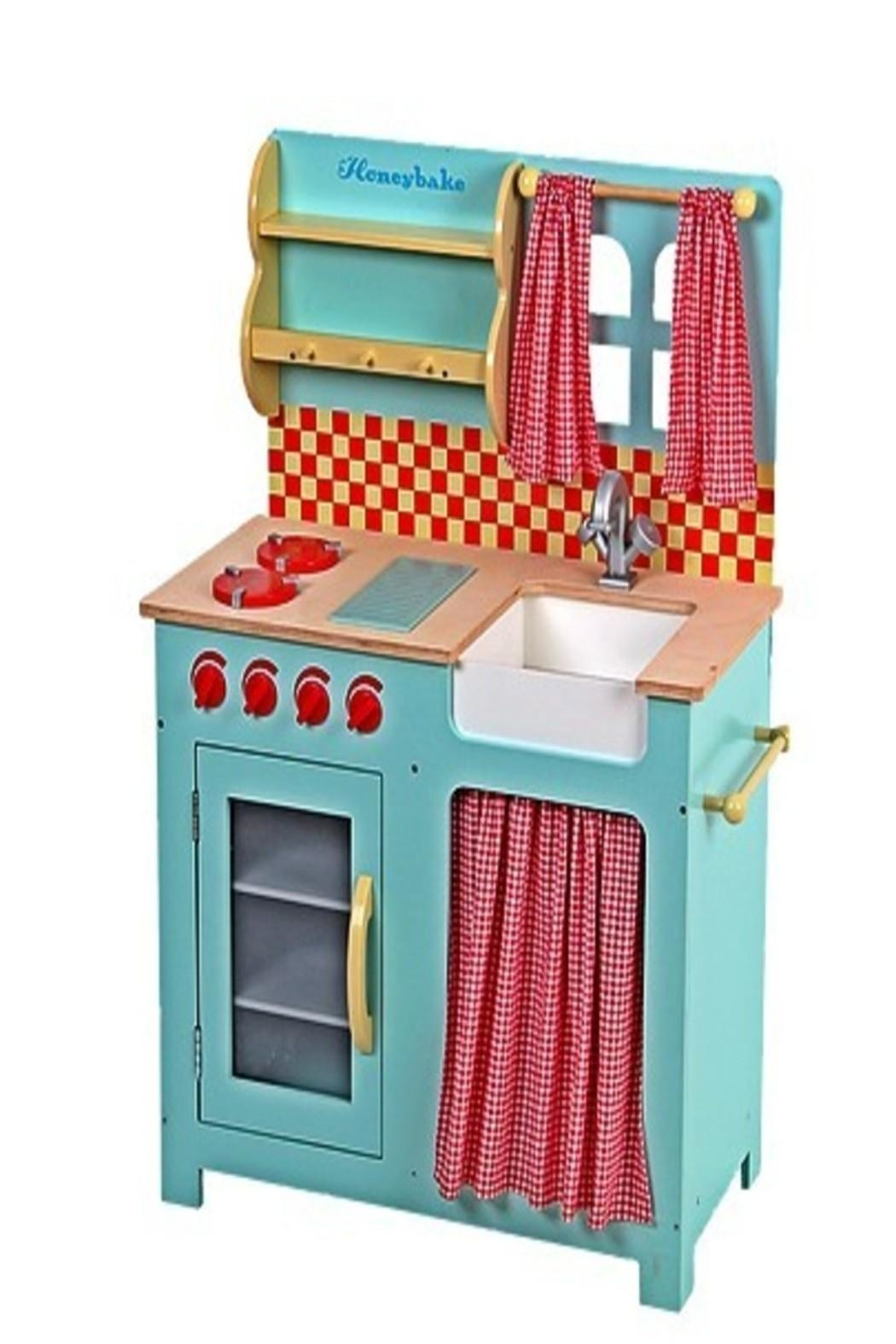 Le Toy Van Honey Kitchen from Ireland by Jane Carroll Design ...