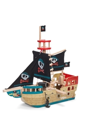 Le Toy Van Jolly Pirate Ship - Product Mini Image