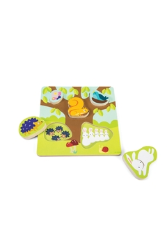 Le Toy Van Mama-Baby Counting Puzzle - Product List Image