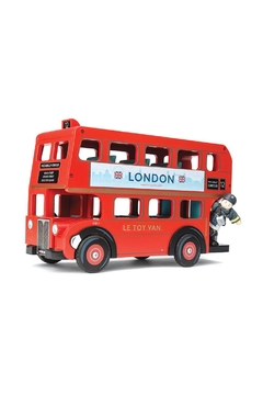 Le Toy Van Red London Bus - Product List Image