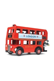Le Toy Van Red London Bus - Product Mini Image