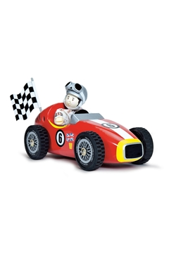 Le Toy Van Red Racing Car - Product List Image