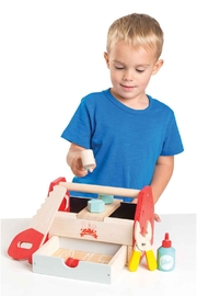 Le Toy Van Tool Box - Side cropped
