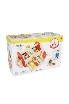 Le Toy Van Tool Box - Product List Image