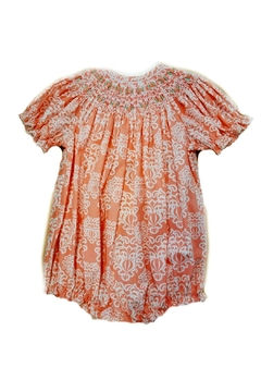 Le Za Me Precious Peach Smocked-Bubble - Product List Image