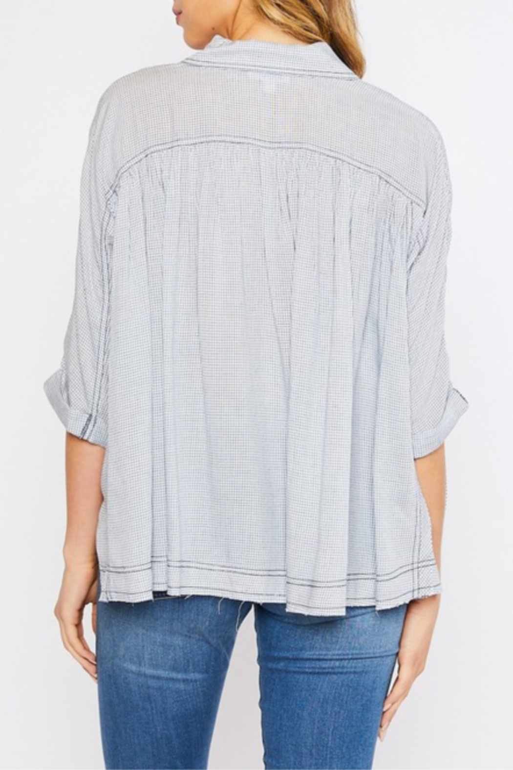 Mittoshop Lea Anne Top - Front Full Image