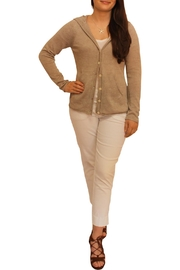 Tommy Bahama Lea Hooded Cardigan - Product Mini Image