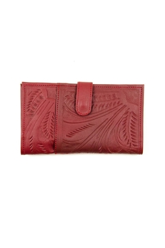 Leaders in Leather Large Leather Wallet - Product List Image