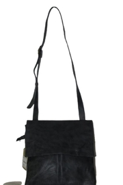 Leaders in Leather Leather Crossbody Purse - Front cropped