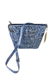 Leaders in Leather Tooled Leather Bag - Product Mini Image