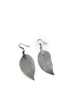Gift Craft Leaf Earrings - Alternate List Image