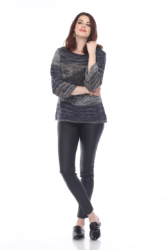 sisters Leaf Pullover Sweater - Product List Image