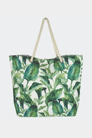 Embellish Leaf Tote Bag - Product Mini Image
