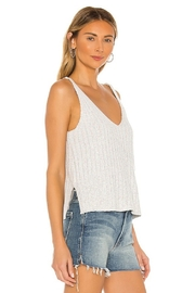 Cupcakes and Cashmere Leah Lurex Tank - Product Mini Image