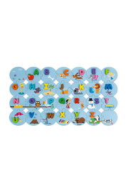 Janod Learn The Alphabet Giant Puzzle - Front full body