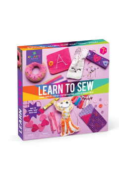Ann Williams Group Learn to Sew Kit - Product List Image