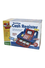 Learning Resources Teaching Cash Register - Front cropped
