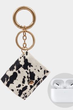 Shoptiques Product: Leather Airpod Holder
