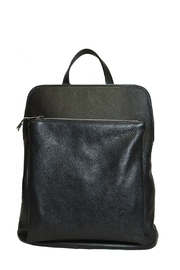 Bevini Modena Leather Backpack - Product Mini Image