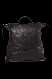 TAGS Leather Backpack - Product Mini Image