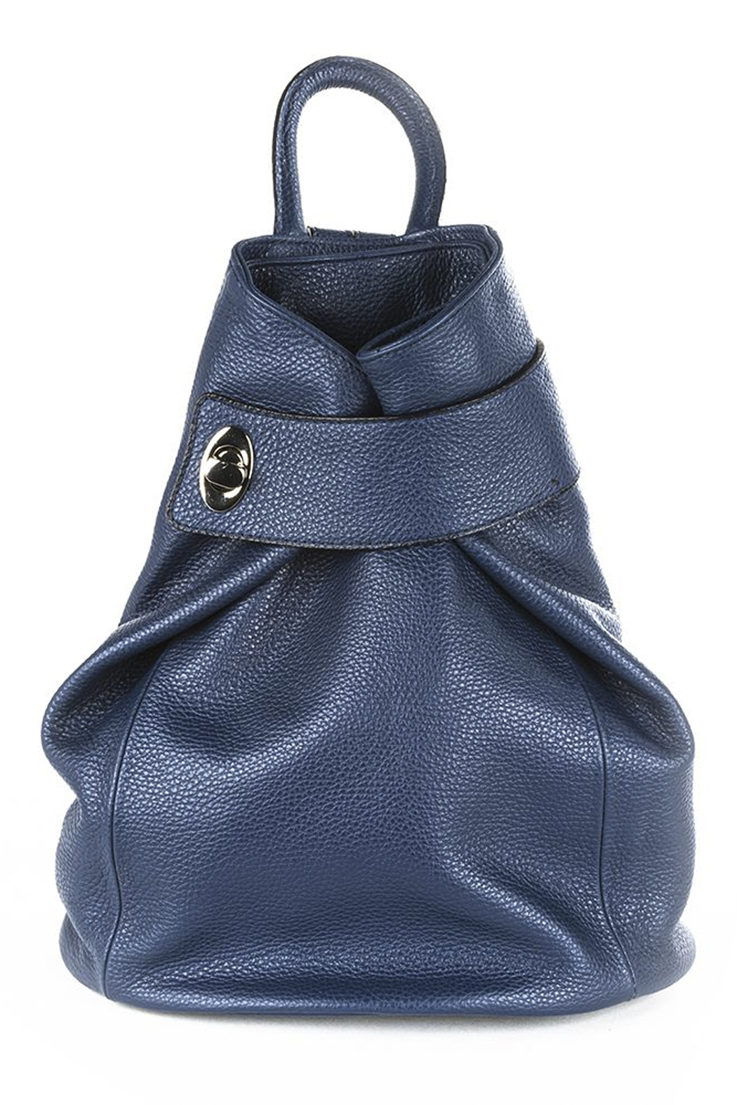 GERMAN FUENTES Leather Backpack - Front Cropped Image