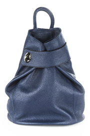 GERMAN FUENTES Leather Backpack - Front cropped