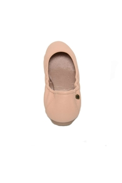Minnetonka Leather Ballet Flat - Alternate List Image