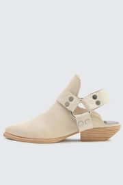 Dolce Vita Leather Booties - Front cropped