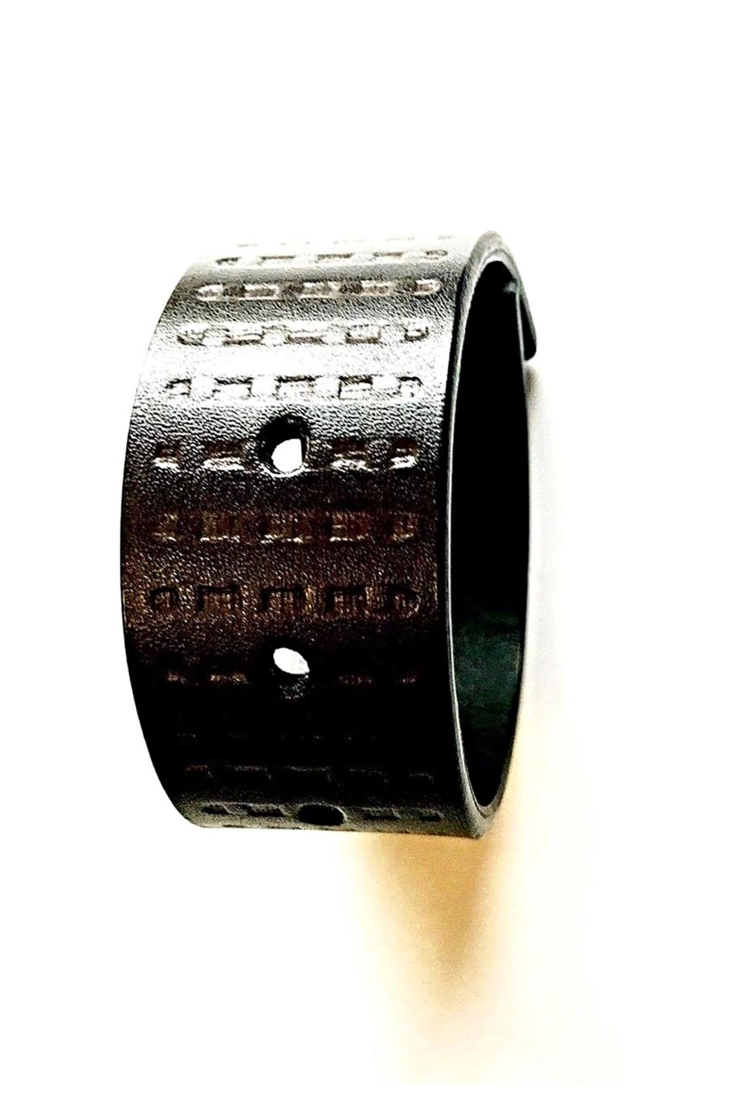 Love's Hangover Creations Leather Bracelet - Front Full Image