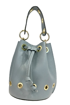 Leather Country Leather Bucket Satchel - Product List Image