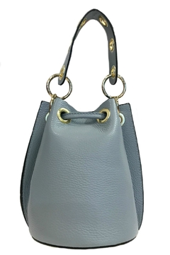 Leather Country Leather Bucket Satchel - Alternate List Image