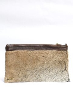 Arisch Leather Clutch - Product List Image