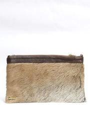 Arisch Leather Clutch - Product Mini Image