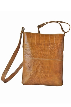 Shoptiques Product: Leather Cross-Body Bag