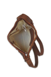 MHGS Leather Crossbody Bag - Other