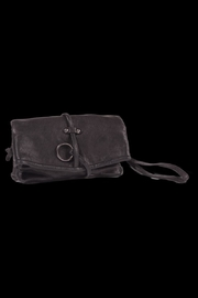 TAGS Leather Crossbody Bag - Product Mini Image