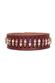 Bronwen Leather Cuff - Product Mini Image