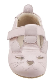 Old Soles Leather Cutsey Kitty - Front cropped