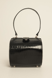 Jaggar Leather Cylinder Bag - Product Mini Image