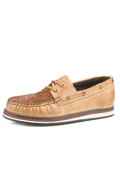 Shoptiques Product: Leather Driving Moccasin