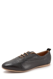 Bueno Shoes Leather Flat Shoe - Front cropped